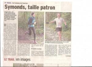 Article Trail 2015 Le Dauphiné